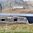 Crissolo: ricostruita la casermetta a Pian del Re