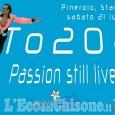 Galà del ghiaccio sabato sera a Pinerolo, anteprima con flash-mob per Torino 2026