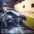 Martiniana Po: schianto frontale sulla Provinciale, due feriti lievi in ospedale