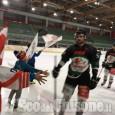 Hockey ghiaccio Ihl1, derby con Valpeagle senza freni: 15-1 al Real