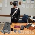 Cumiana: auto sospetta intercettata dai carabinieri, 32enne denunciato