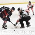 Hockey ghiaccio, Valpeagle da filo da torcere al Milano di Alps: nel trofeo Caffarel ottimo test per i biancorossi