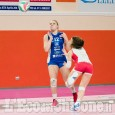 Volley serie A2 donne, match equilibrato ma sconfitta per Pinerolo in Veneto
