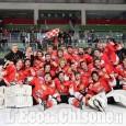 Hockey ghiaccio, Asiago KO: anche la under 19 torrese raggiunge la finale