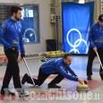 Curling, a Pinerolo Team Retornaz e ragazze si giocano lo scudetto