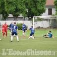 Calcio, Pinerolo riceve Chisola: parziale di 1-1 dopo 45'