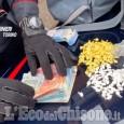 Nichelino: spacciatore a domicilio, senegalese arrestato con 220 dosi di droga in tasca