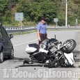 San Germano/Villar Perosa: schianto fra auto e moto, morti due bikers sulla Provinciale