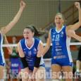 Volley serie A2 donne, continua la marcia di alto livello del Pinerolo: 3 a 0 al Sassuolo