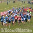 Cross a Pinerolo: in 800 nonostante la pioggia per il Campionato piemontese