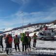 Sestriere: incidente sulle piste da sci, 20enne in elisoccorso al Cto