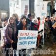 Pinerolo, corteo contro la violenza sulle donne