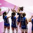 Volley A2 donne, niente da fare contro la capolista ma Pinerolo resta seconda da sola