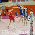 Volley serie A2 femminile Pinerolo perde il secondo posto: Soverato corsara