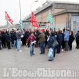 None: manifestazione dei lavoratori davanti alla Ilmed