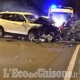 Nichelino: schianto frontale a Debouchè, morto un giovane all'uscita della tangenziale