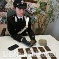 Orbassano: un chilo di hashish in casa, arrestata parrucchiera 29enne