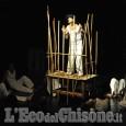 """Il teatro in carcere: """"Viva Scespir"""" a Saluzzo sold out per quattro repliche"""