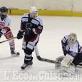 Hockey ghiaccio, dopo due periodi parità nella finale tra Valpeagle e Bressanone