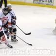 Hockey ghiaccio, grande festa per Valpeagle: primo tempo 1-0 torrese con Cordin a segno