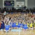 Volley: sabato a Candiolo festa per oltre 200 piccoli atleti