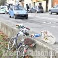 Pinerolo: è mancato l'anziano investito in sella alla sua bicicletta