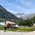 55enne dispersa in alta Valle Po, le ricerche del Soccorso alpino