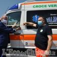 Bricherasio: Valmora dona un'ambulanza innovativa alla Croce Verde
