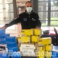 Da Lavazza importante donazione di Dispositivi di Protezione Individuale all'Anpas Piemonte