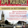 """""""Ape-raduno"""": due e tre ruote diretti a Coazze"""