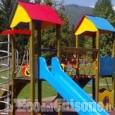 Vinovo: il Comune apre le aree gioco per i bambini, verranno sanificati ogni sera