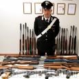 Saluzzo: in casa aveva un arsenale di armi ad aria compressa, operaio denunciato