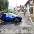 Giaveno: incidente in via Marchini, i residenti chiedono il senso unico