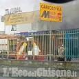 Orbassano: auto prende fuoco nell'impianto di lavaggio self service