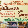 Autunno in borgata: piatti tipici e visite guidate a Usseaux
