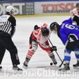 Hockey ghiaccio, Valpeagle promossa è festa a Vipiteno