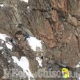 Recuperati illesi i due alpinisti bloccati per nebbia sul Monviso