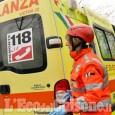 Cardè: incidente sulla provinciale Saluzzo-Pinerolo, un ferito grave