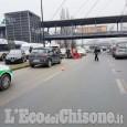 Beinasco: investita a Fornaci mentre attraversava la strada, è grave al Cto
