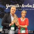 "Usseaux fiorita: medaglia d'oro al concorso mondiale ""Communities in bloom"""