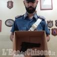 Nichelino: armato di pistola, dà appuntamento all'ex compagna