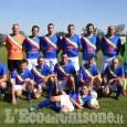 Rinviato il triangolare di calcio per inaugurare il nuovo campo di Frossasco