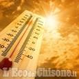 Caldo: temperature da record