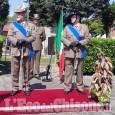 """Candiolo: Cerimonia per cambio di Comandante alla Caserma """"Fiorito"""""""