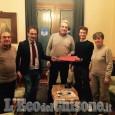 Cardè: consegnata la petizione per la Bela Rosin, 1.361 firme