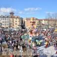 Pinerolo: carnevale nel centro storico senza carri