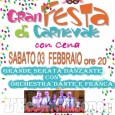 Grande festa di Carnevale sabato sera a Villar Perosa