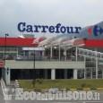 Pinerolo: sciopero al Carrefour, protesta dei dipendenti contro i trasferimenti