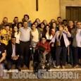 """Il neo sindaco Giuliano: """"Ha vinto la visione di una Piossasco positiva"""""""