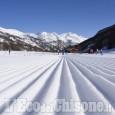 Pragelato: aperto il Centro Olimpico per lo sci di fondo